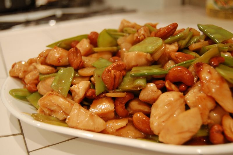 Cashew chicken final